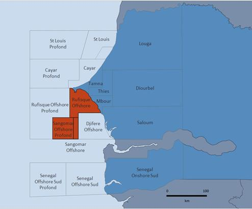Significant Oil Discovered Offshore Senegal