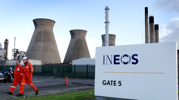 Ineos buys second licence for shale gas fracking in central Scotland