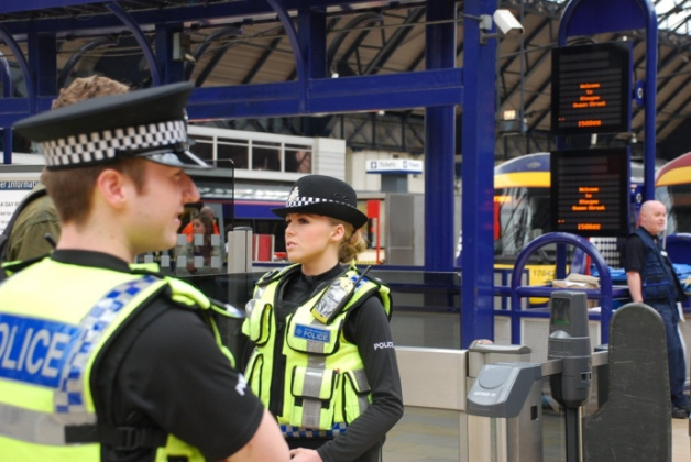 Police patrols target abusive oil workers drunk on trains