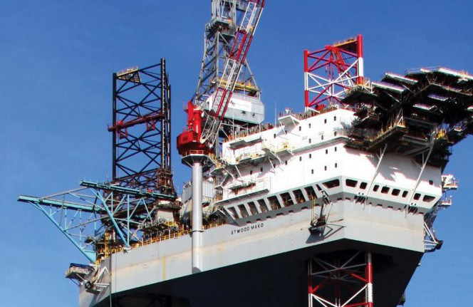 EnQuest takes Atwood jack-up for Malaysian drilling