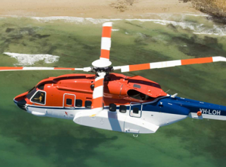 GE expands into offshore helicopters