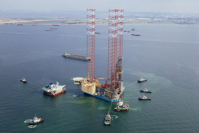 World's biggest Jack-up heading to Norway