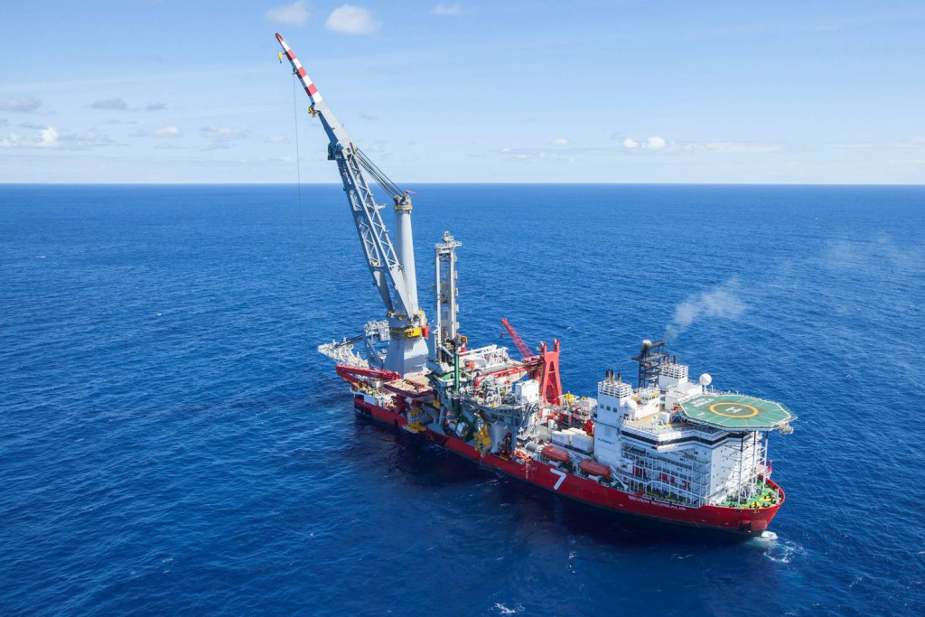 Subsea 7 S.A. Awarded Installation Contract in Gulf of Mexico